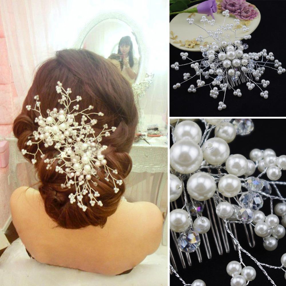 Свадебные украшения своими руками на волосы
