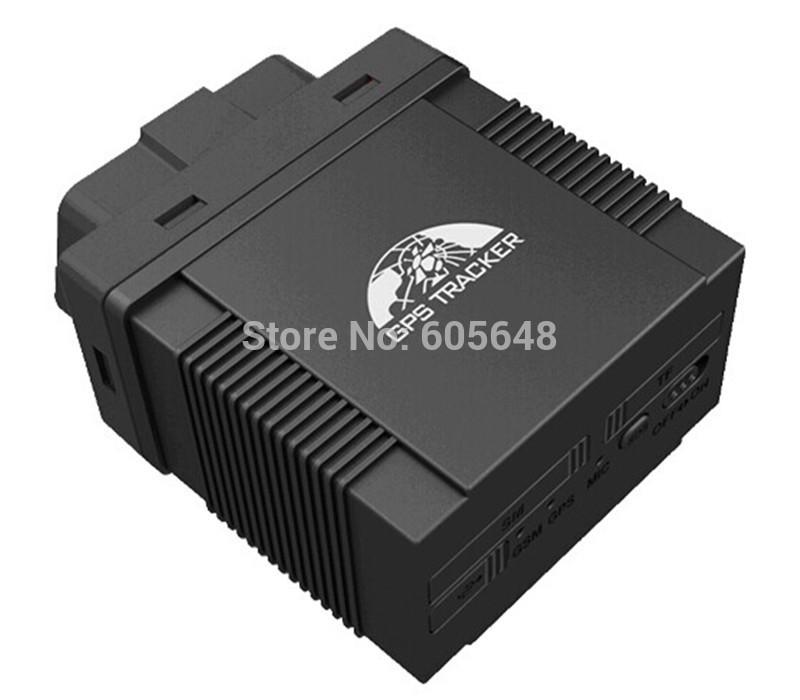 Coban 306B TK306B Car GPS Tracker OBD2 ACC Alarm 2.4G Attendance Mangement Auto No Box(China (Mainland))