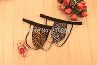 Hot See-through Mesh Pattern Sexy Gstring Underwear for Men G10