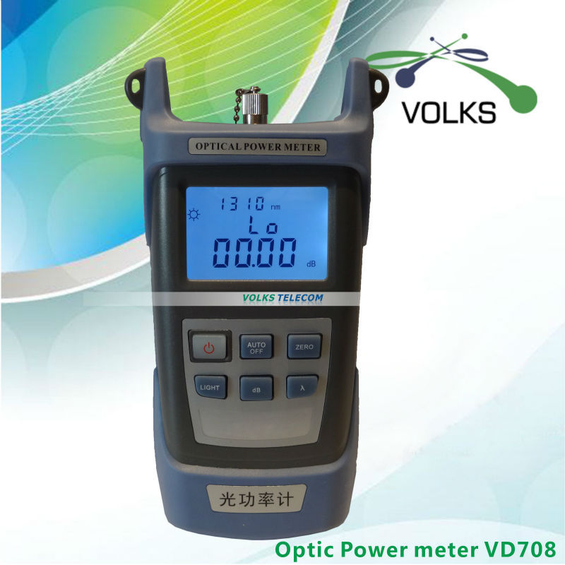 Оптический измеритель мощности vd708b