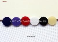 (6styles,96pcs/lot) Assorted Colors Round Acrylic Stud Earring Discs Acrylic Bulk Laser Cut 16mm-AC1028