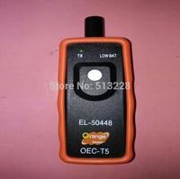 2015 New Car Vehicle Auto Automotive Tire Pressure Monitor Sensor TPMS Activation Tool EL-50448 OEC-T5 For SPX GM Tool