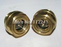 """G 1/2"""" Brass Oil Sight glass"""