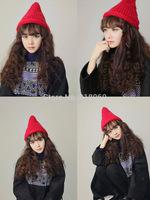 2015 fashion cute women cap,pretty girl cap, Spring&Autumn beanie gorros carhart  Knitted hats for women, Warm touca beanie