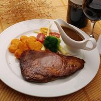 2015 New 10.5 Inch European Food Pure White Bone China Tableware Beefsteak Dish