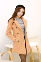 2015 New Fashion Wool&Blends Women Coat  Women's Wool Coat Wholesale Supply Woolen Coat Wholesale vna ruoeu iahugi easlur oihub