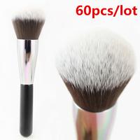 Professional Makeup Brush Full Coverage Face Brush Powder Brush Wholesale 60pcs/lot