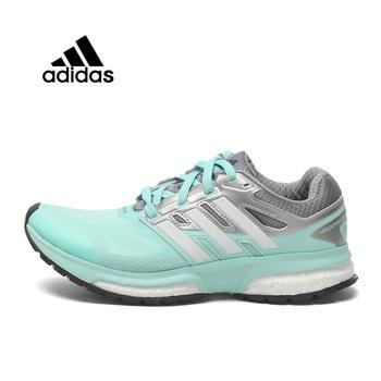 100 оригинал новый adidas женская обувь кроссовки обувь повысить кроссовки M29772 бесплатная доставка