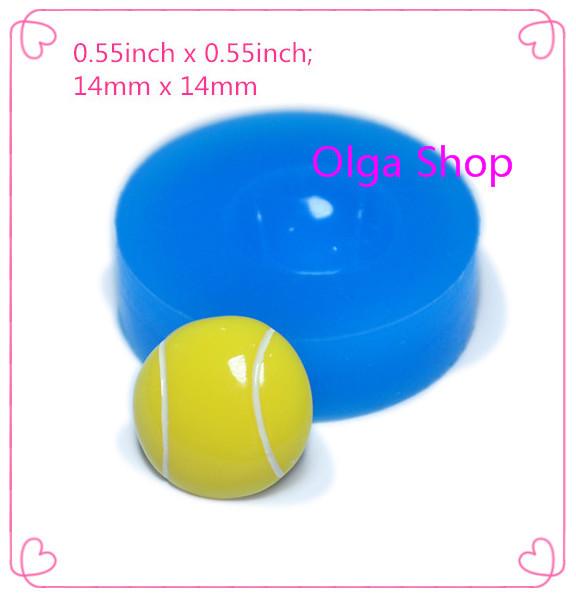 Ball Mold For Resin Dollhouse Mini Resin Mold