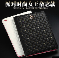 Newest Fashion & Luxury Tablet Smart Case For iPad4,For iPad3 Leather Flip Automatic Wake UP & Sleep For iPad 2 3 4 Case Cover