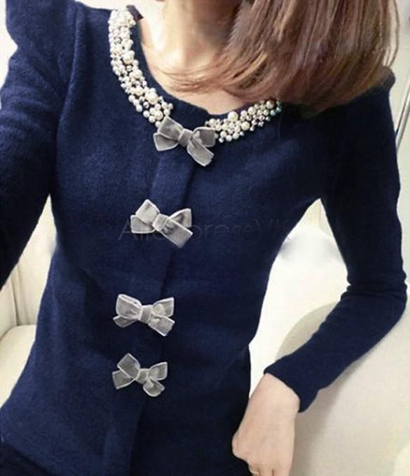 Женский пуловер New 2015 ZLY073