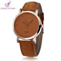 New Arrival Quartz Watch Women's Watch Fashion Casual Watch Leather Straps Wrist Watch
