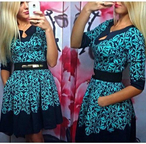 Коктейльное платье None vestido