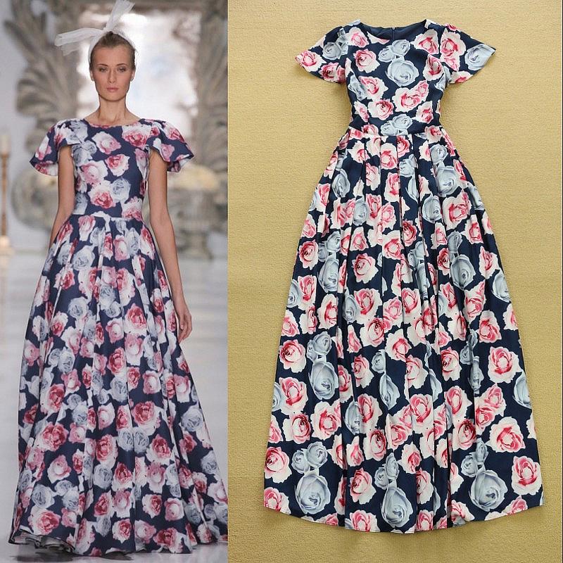 Женское платье Maxi dress 2015 /' DS1230288 4304