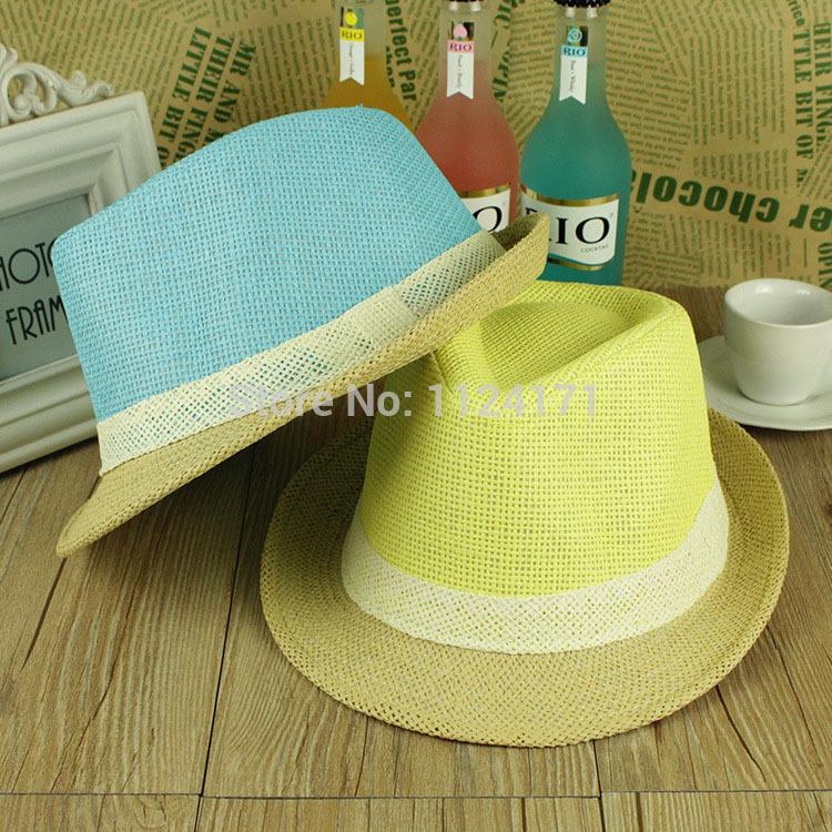 Straw Beach Hats For Men Beach Sun Hat Summer Straw