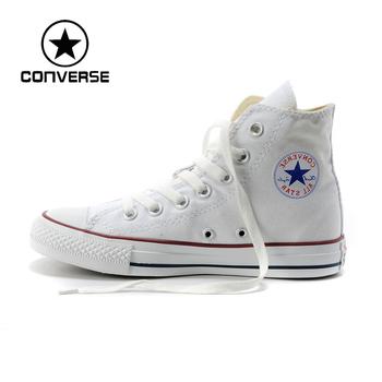 100% оригинал новый наоборот мужчины обувь высокого верха обуви скейтбординга обувь женщины все звезды обувь бесплатная доставка