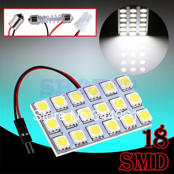 Источник света для авто SD 18SMD 5050 T10 BA9S w5w c5w t4w 12V источник света для авто sd 18smd 5050 t10 ba9s w5w c5w t4w 12v