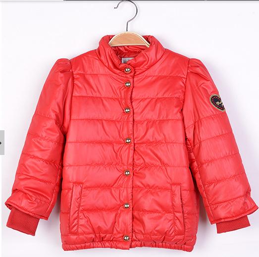 Dadida 2015 new arrival autun winter girls jacket children jacket coat 239 asa014316gc(China (Mainland))