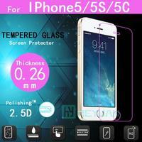 новое для huawei честь 6 сотовый телефон Премиум закаленное стеклянный экран защитник hd h9 фильм 0,26 мм