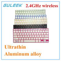 GLK-WMK03KW 2.4GHz Wireless 78-Key Keyboard + Optical Mouse Set for Desktop Computer Accessories