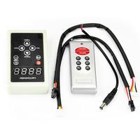 6-key led RGB Pixel Controller WS2811 Dream-color controller DC12V 94 change programs LED controller LED simple controller