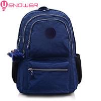 New women mochilas kippling nylon school backpack monkey multifunction bag mochilas kippling bolsas femininas 2015