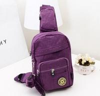 Bolsa kippling backpack small travel bags fashion chest bags monkey chain casual bag mochila escolar bolsas femininas 2015