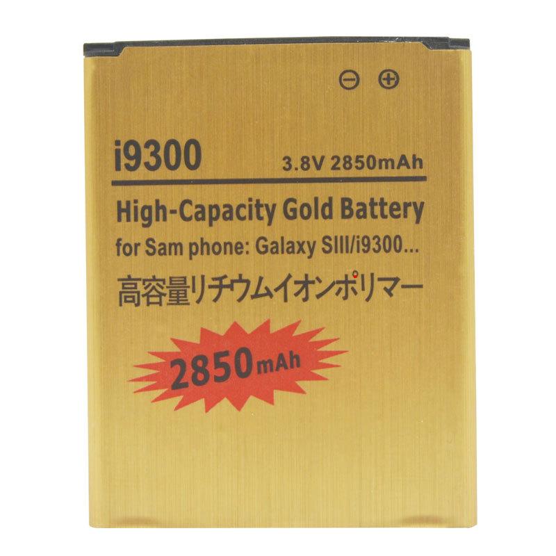 top qualidade celular bateria para original telefones samsung galaxy s3 sii