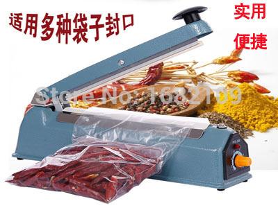 Free shipping hand impulse sealer PFS-200(Iron Body)(China (Mainland))