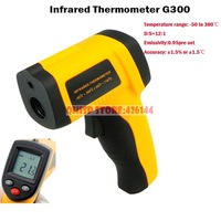 2015 Hot Sale Termometro Digital Thermal Camera Infrared Thermometer Non-contact Laser Ir Gm300 -50 Degree To 380 for Industry
