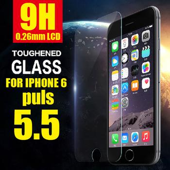 Ace 9 H дуги 2.5D защитная пленка для iPhone 6 плюс 5.5 премиум ультра тонкий 0.3 мм закаленное стекло экран протектор для iPhone 6 плюс