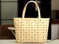 2015 New Korea Style Luxury Fashion Brand Leather Handbag Shoulder Bags  Free Shipping