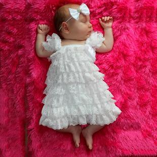 baby kleid kleinkind geburtstag Neugeborenen party-kleid hochzeit baby ...