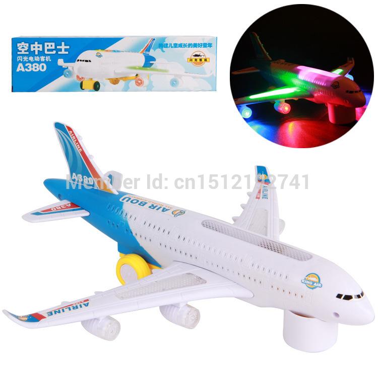 Flash Sound Aircraft Music