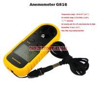 Contagiros De Rpm Usb Tester Tacometro Digital 2015 Hot Sale New Tachometer Rpm Anemometro Anemometer Wind Gm816 Level Display