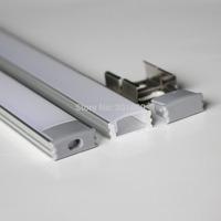 30m(30pcs) a lot, 1m per piece, led aluminum profile extrusion for led strips AP1707 12mm, new year big discount
