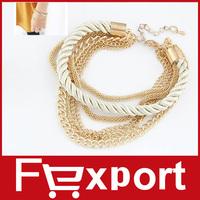 Mltilayer Rope Bracelet Fashion Jewelry Charm Bracelets for Women 491