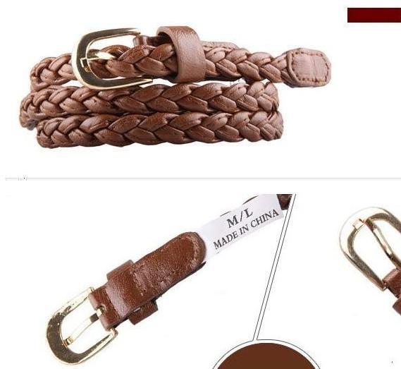 2015 fashion Vintage Style Chatelaine/ Ball/Bead/pearl/bradde/waist chain with pu belt and iron buckle(China (Mainland))