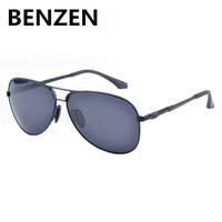 2015 Men Polarized Sunglasses Alloy Classic Aviator Male Sun Glasses Driving Glasses Oculos De Sol Masculino With Case 9065