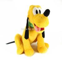 Original Minnie Mickey Toys Pluto Dog Plush Toys 28cm Cute Stuffed Animals Pelucia Brinquedos Kids Toys for Children Gifts