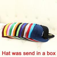 Hat hip-hop man cap and women cap baseball cap free shiping    20 colors