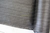 12K 800Tex 420g/m2 Plain Weave Fabric Carbon Fiber Yarn Woven Cloth for Motor Sport Ship Boat Model Aircraft 1m Wide 1m2
