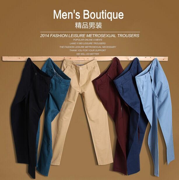 Мужские штаны Men pants 28/40 42 Pantalones Chandal Hombre 05kz040
