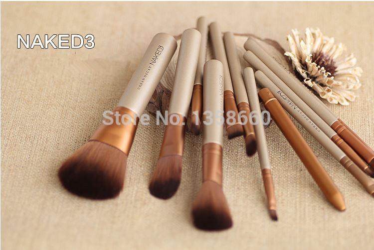 Kolinsky Makeup Brushes Brush Nk3 Makeup Brush Kit