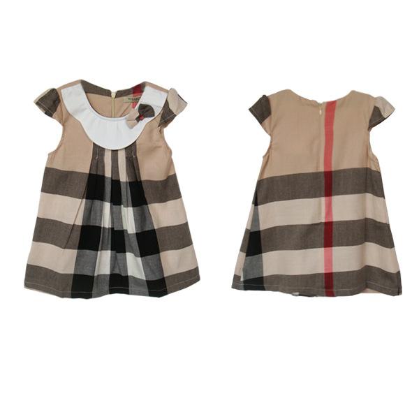 AliExpress.com Product - 2015 New summer girls dress vestidos brand baby girl's dresses cotton sleeveless princess dress hot sale kids clothing