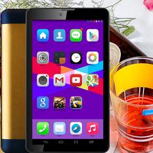 3G phone tablet MTK8382 Android 4.4 2GB RAM 16GB ROM Dual Cameras Bluetooth GPS 3G Tablet PCs