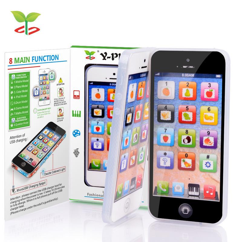 Игрушечный телефон New 1Piece Y , USB childiphonetoy mc2 игрушечный детектор лжи