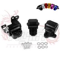 Kylin store -- sport Engine Swap Mount Kit (3-bolt Left Mount) - D-Series or B-Series DC2 EK