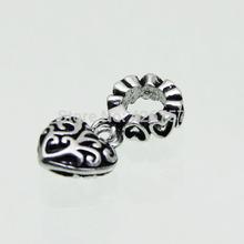 2015 Fashion charm European Beads 1 pcs Fit Pandora Bracelet necklace Jewelry Accessories free shipping
