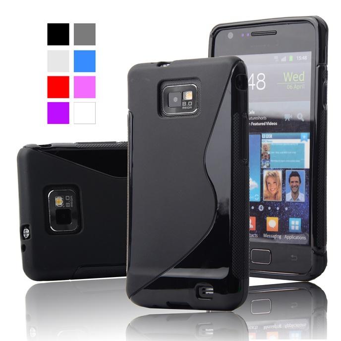 Чехол для для мобильных телефонов K-tech S SamSung Galaxy S2 i9100 Sii For GALAXY S2 I9100 SII чехол для samsung galaxy s2 printio акварельная клубника